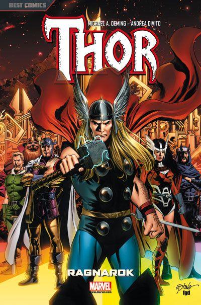 Thor T.1 ; Ragnarok