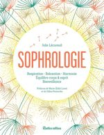 Vente Livre Numérique : Sophrologie  - Julie Lécureuil
