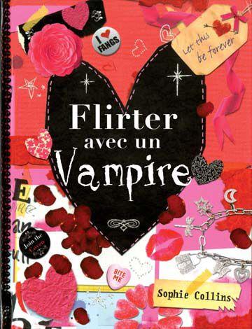 Flirter avec un vampire