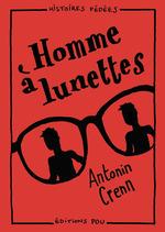 Homme à lunettes  - Antonin Crenn