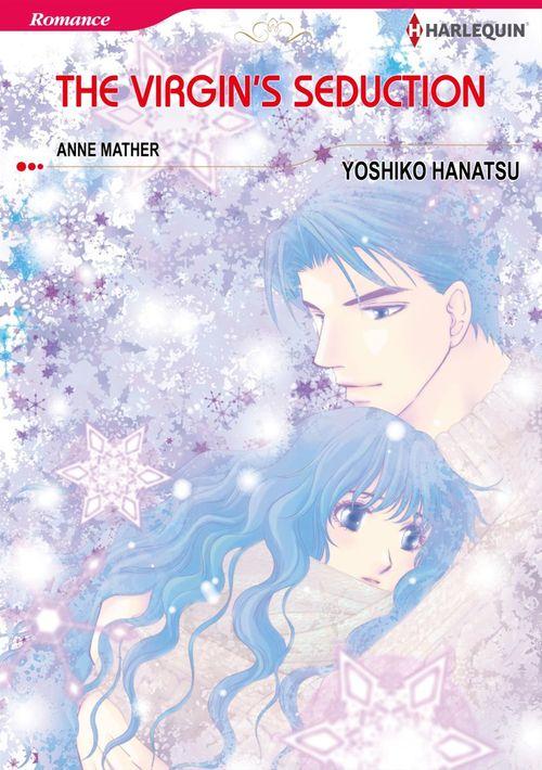 Vente Livre Numérique : Harlequin Comics: The Virgin's Seduction  - Anne Mather  - Yoshiko Hanatsu