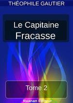 Vente Livre Numérique : Le Capitaine Fracasse 2  - Théophile Gautier