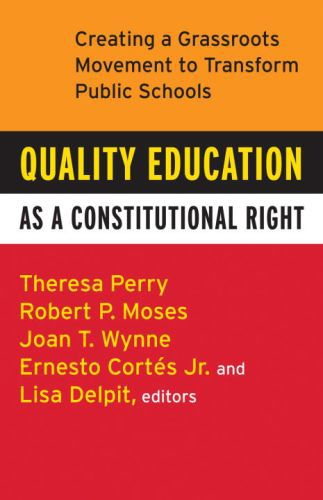 Quality Education as a Constitutional Right