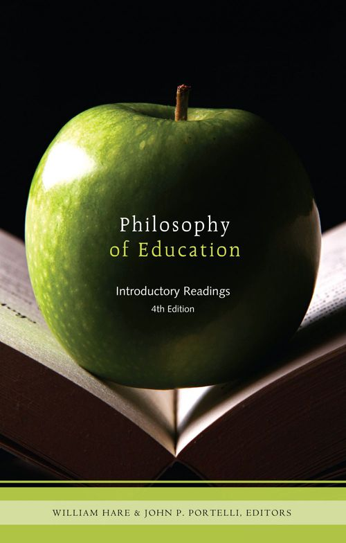 Philosophy of Education, 4th Edition
