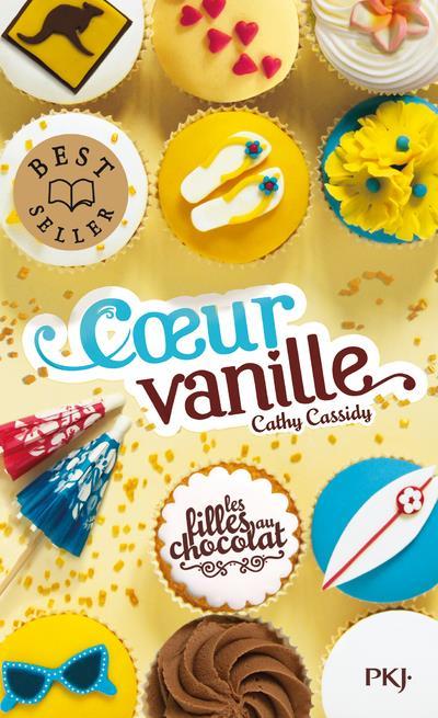 Les filles au chocolat t.5 ; coeur vanille