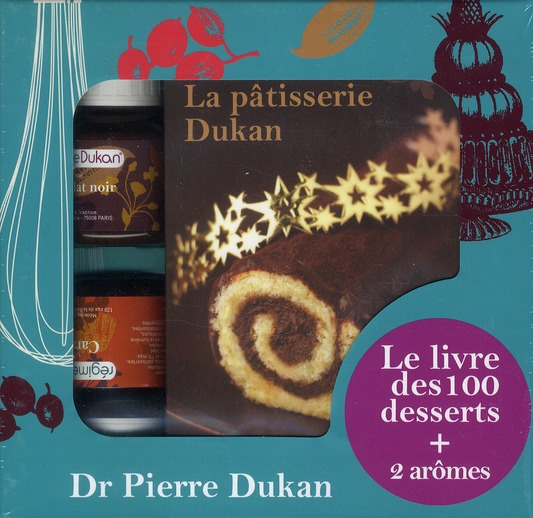 La Patisserie Dukan ; Coffret