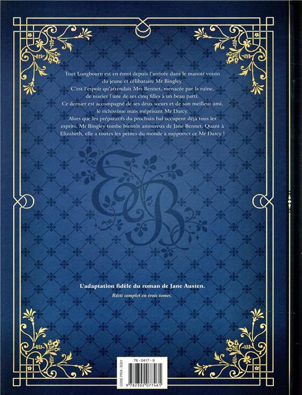 orgueil et préjugés t.1 ; les cinq filles de Mrs. Bennet