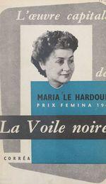 La voile noire  - Maria Le Hardouin
