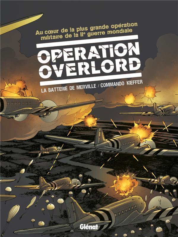 opération Overlord ; coffret vol.2 ; t.3 et t.4