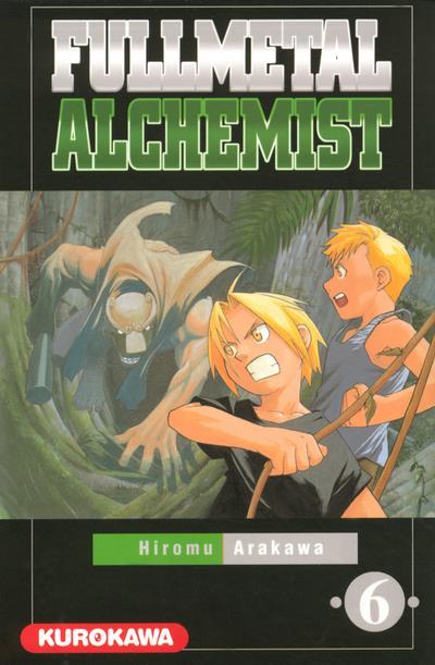 Fullmetal alchemist t.6