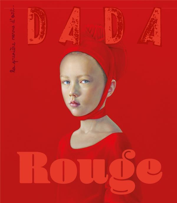 Revue dada n.252 ; rouge