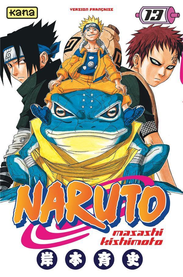 Naruto T13