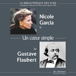 Vente AudioBook : Un coeur simple  - Gustave Flaubert