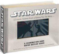 Star Wars: a scanimation book - 11 iconic scenes from a galaxy far, far away ...