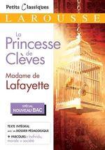 La princesse de Clèves  - Madame de Lafayette - Madame De La Fayette