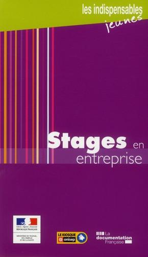 Stages en entreprise (4e édition)