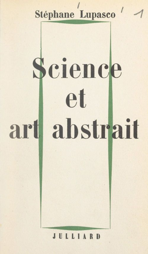 Science et art abstrait