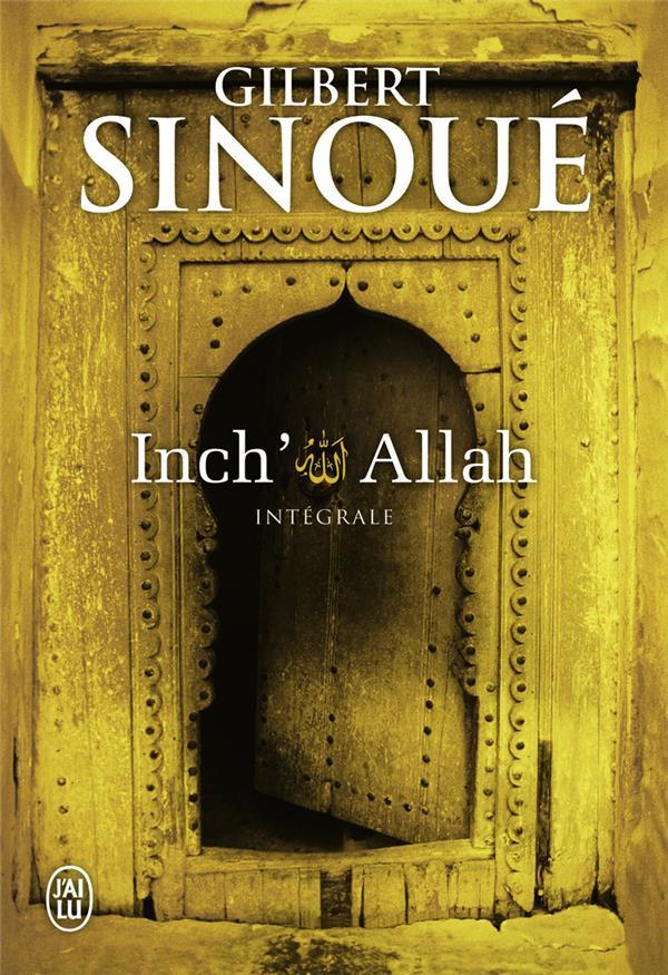 Inch'Allah ; INTEGRALE T.1 ET T.2