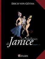 Les malheurs de Janice t.1 et t.2