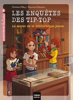 Les enquêtes des Tip Top t.9 ; le secret de la bibliothèque jaune