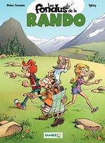 Vente Livre Numérique : Les Fondus de la rando  - Hervé Richez - Christophe Cazenove
