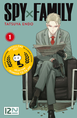 Spy x family t.1  - Tatsuya ENDO