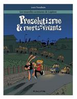 Couverture de Proselytisme & Morts-Vivants - Lapinot T3