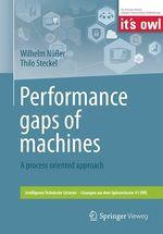 Performance gaps of machines  - Wilhelm Nu?Er - Wilhelm Nüßer - Thilo Steckel