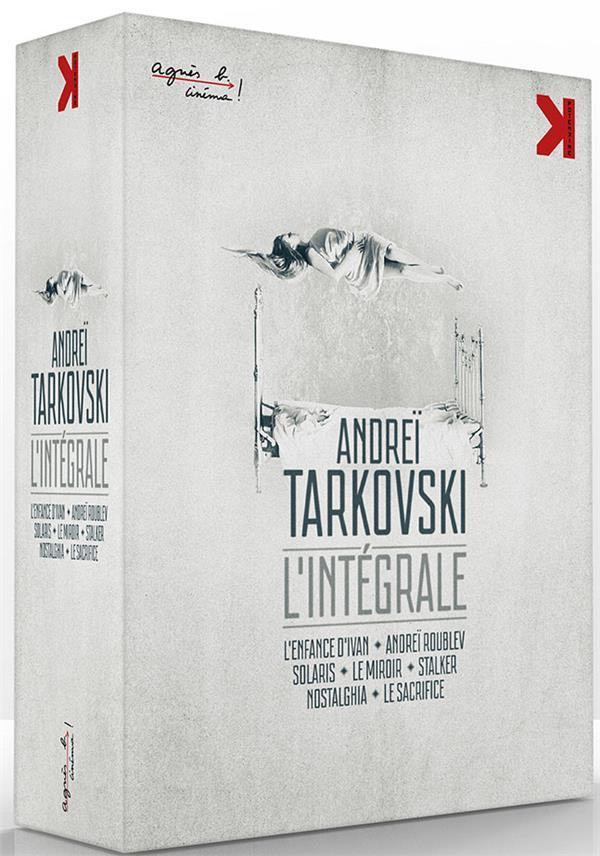 Andreï Tarkovski - L'intégrale