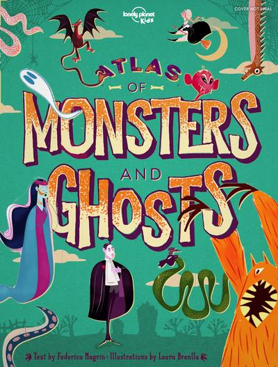 Atlas of monsters and ghosts (édition 2019)
