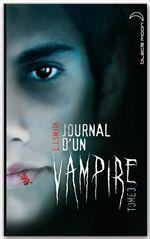 Journal d'un vampire t.3 ; les âmes de l'ombre