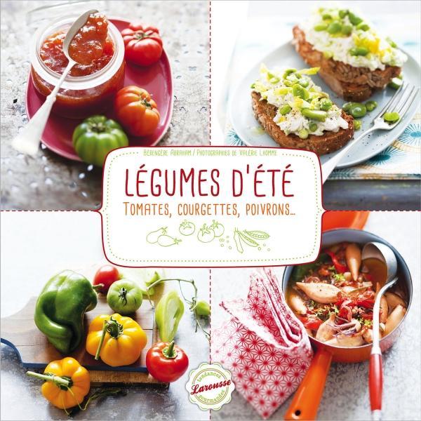 Légumes d'été ; tomates, courgettes, poivrons...