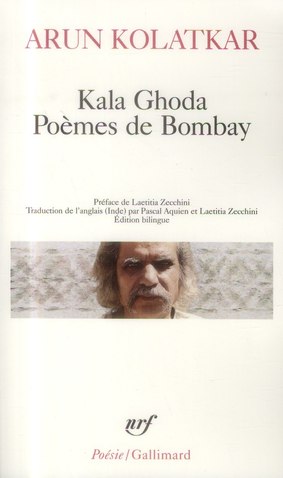 Kala Ghoda ; poèmes de Bombay