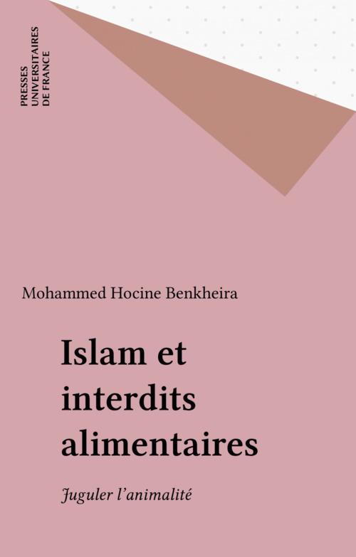 Islam et interdits alimentaires