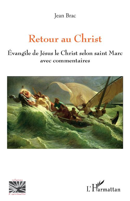 Retour au Christ  - Jean Brac