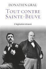 Tout contre Sainte-Beuve ; l'inspiration retrouvée