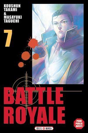 Vente EBooks : Battle Royale T07  - Koushun Takami