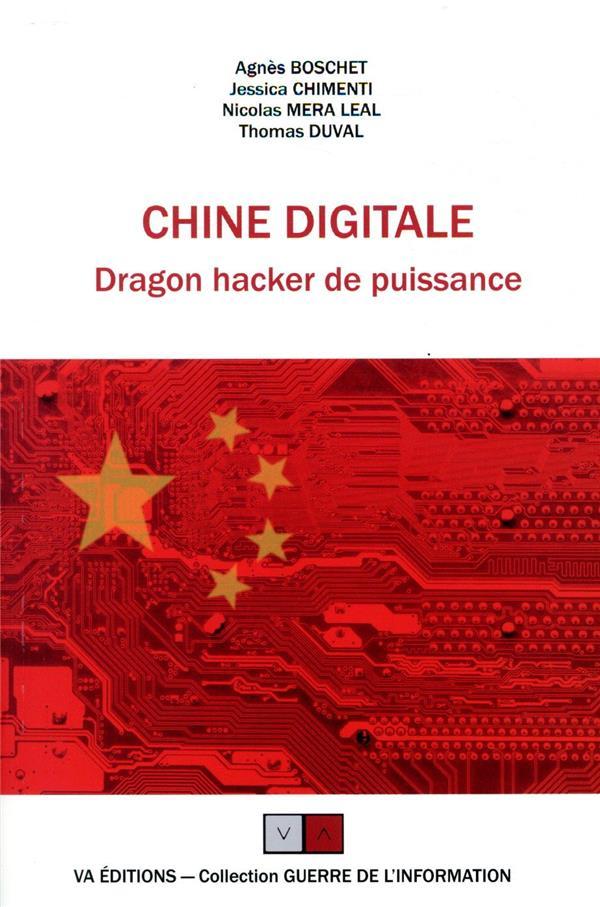 Chine digitale ; dragon hacker de puissance