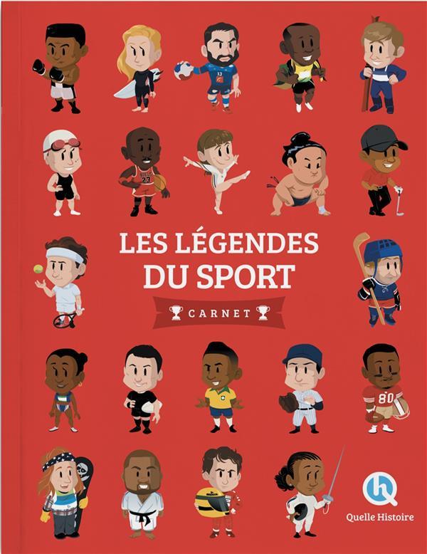 Les légendes du sport