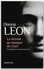 Vente Livre Numérique : La Femme au masque de chair  - Donna Leon
