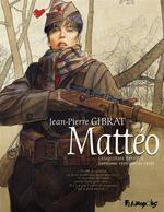 Couverture de Matteo (Tome 5-Cinquieme Epoque (Septembre 1936 - Janvier 1939))