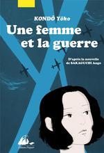 Couverture de Une Femme Et La Guerre