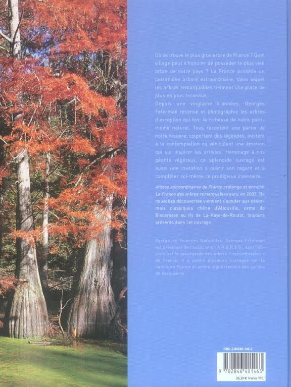 arbres extraordinaires de france