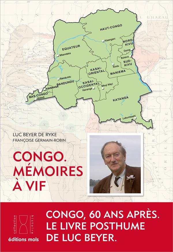 Congo ; mémoires à vif