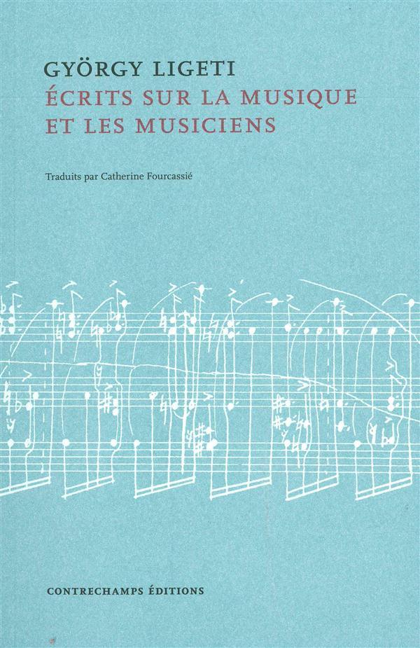 écrits sur la musique et les compositeurs