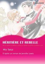 Vente Livre Numérique : Héritière et rebelle  - Jennifer Lewis - Moi Takai
