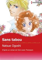Vente EBooks : Harlequin Comics: Sans tabou  - Vicki Lewis Thompson - Natsue Ogoshi
