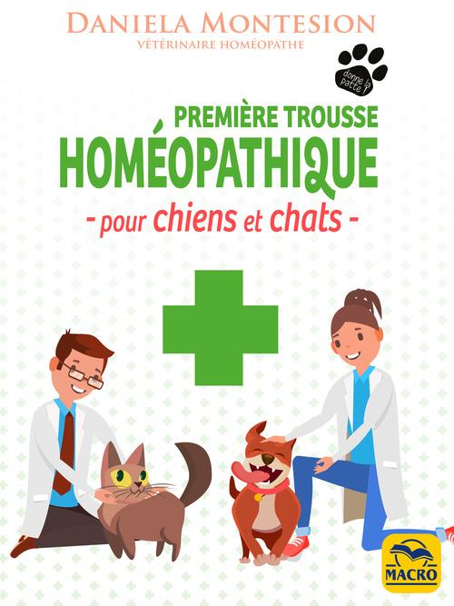 Première trousse homéopatique pour chiens et chats