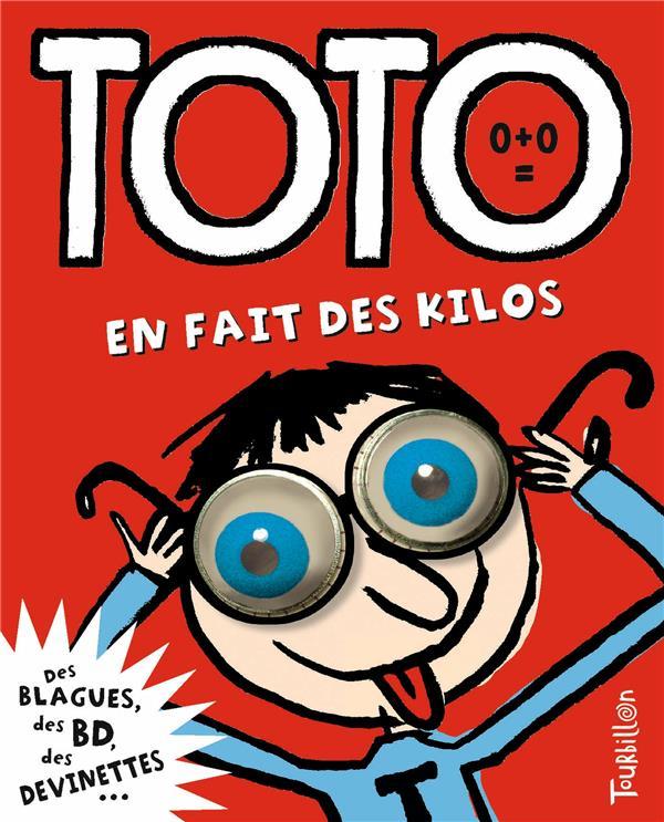 Toto le super-zéro ! T.1 ; Toto en fait des kilos