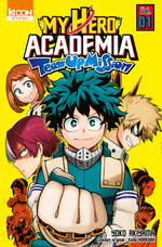 Vente Livre Numérique : My Hero Academia Team-up Mission T01  - Kohei Horikoshi - Yoko Akiyama